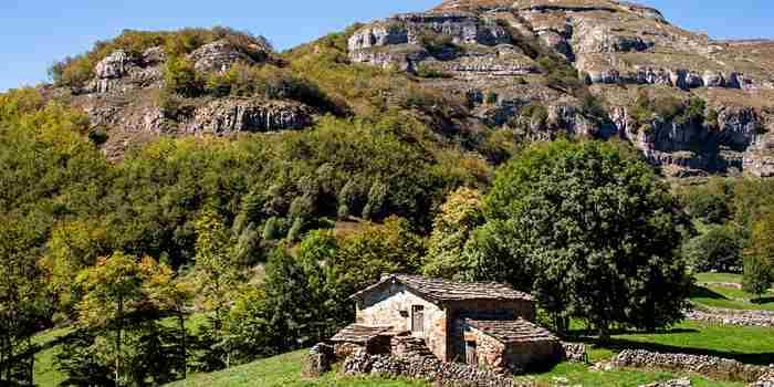Castro Valnera, la montaña mágica de los pasiegos
