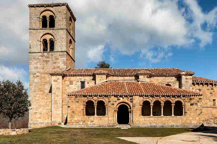 8- Jaramillo de la Fuente, el mejor románico serrano