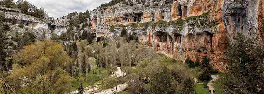 8- Cañón del río Lobos, el primer espacio protegido de Burgos