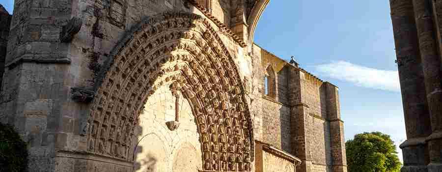 Convento de San Antón, la magia del Camino