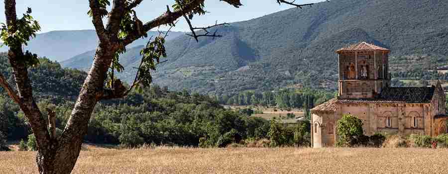 San Pedro de Tejada, el escondido tesoro de Valdivielso