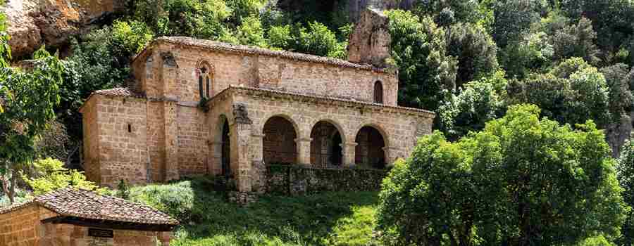 El Santuario del río Molinar en Tobera