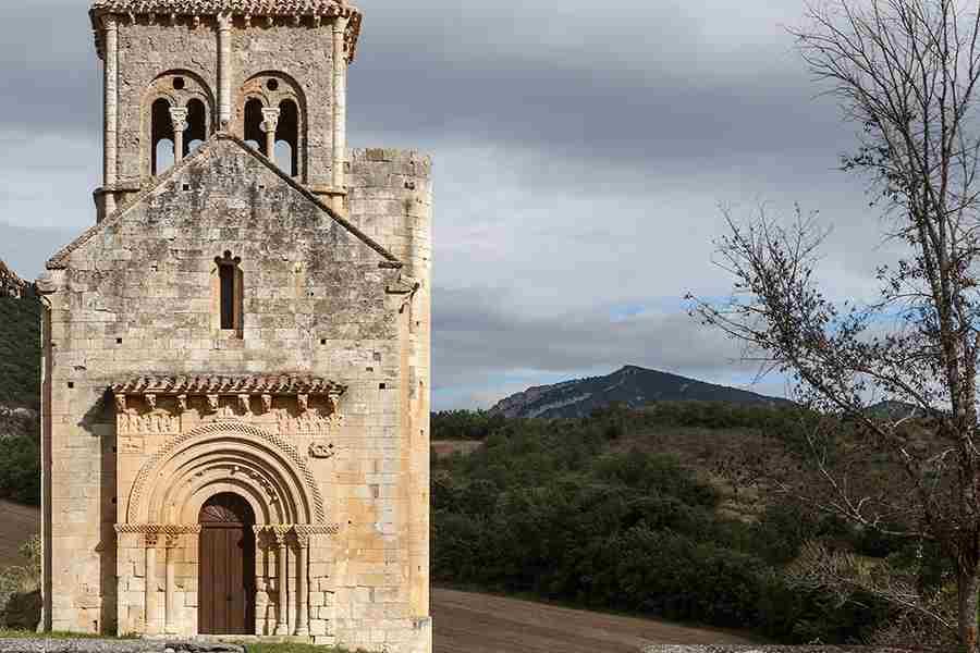 7- San Pedro de Tejada, el escondido tesoro de Valdivielso