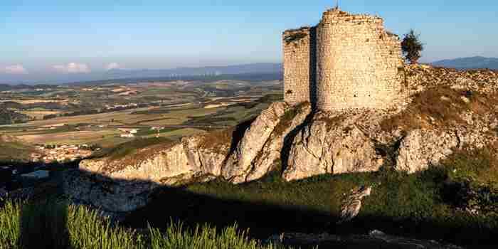 Rodilla, el castillo vigilante