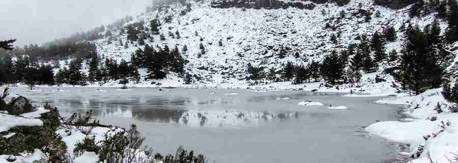 4- Laguna de Haedillo, el reino de los antiguos glaciares