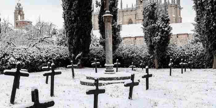 El cementerio de los cartujos