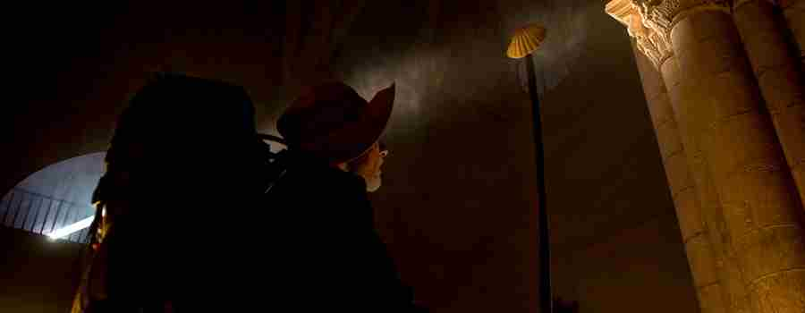 Milagro de la Luz en San Juan de Ortega