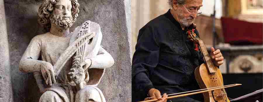 Jordi Savall: milagro musical en la catedral