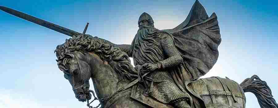 Ocho enclaves cidianos en Burgos