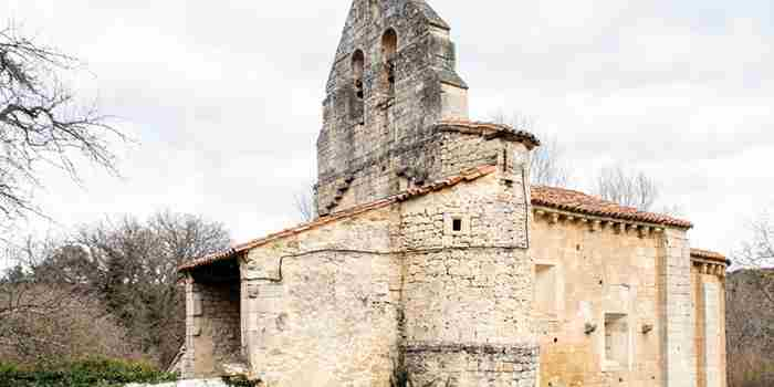 San Miguel de Cornezuelo, sencillo románico rural