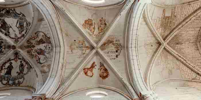 Villamorón, el primer gótico de Burgos