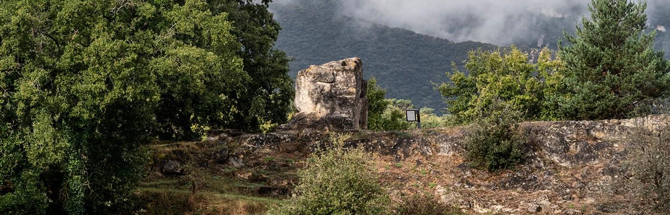 Necrópolis de Santa María de Tejuela