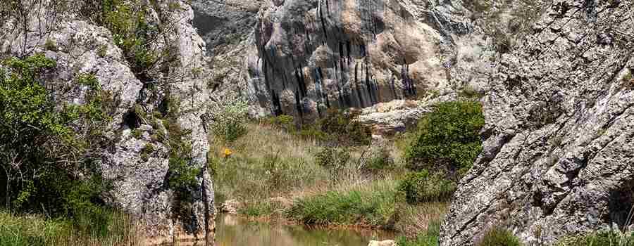 San Martín de Ubierna, el desfiladero más cercano