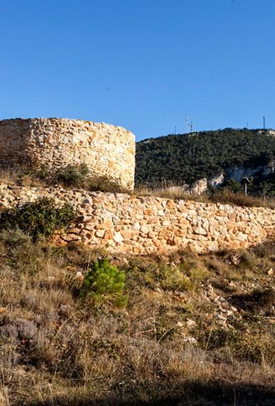 Tedeja, el castillo más antiguo de Castilla