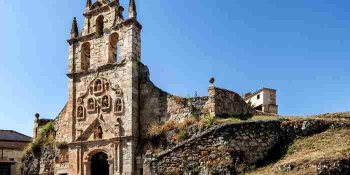 La Virgen de la Cueva, en Hontangas