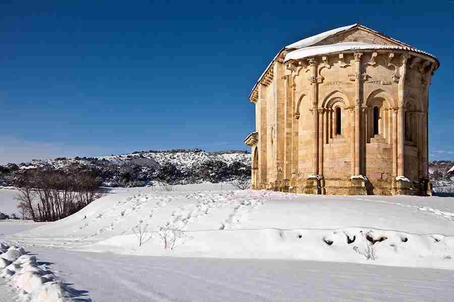 4- San Vicentejo de Treviño, un templo enigmático