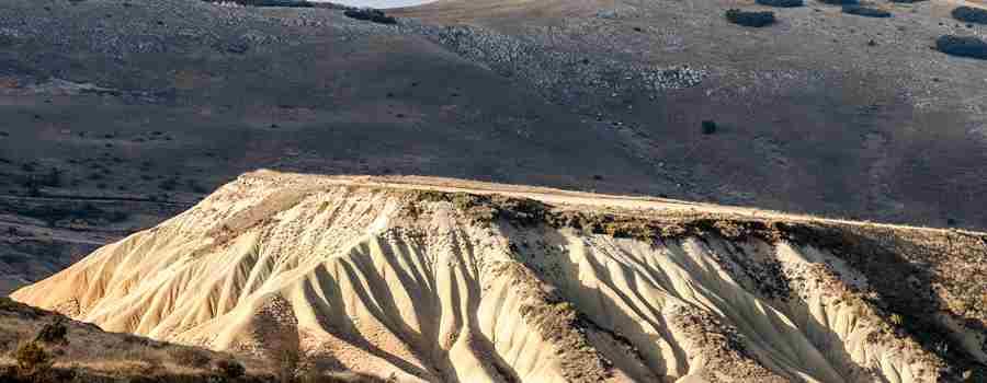 Valle de las Navas, la Arizona burgalesa