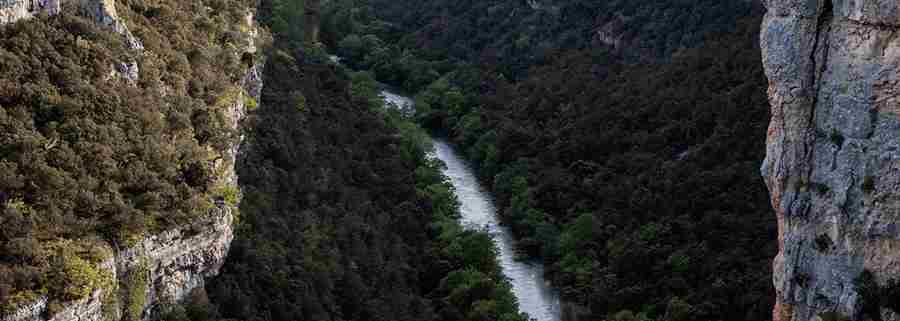 1- El Cañón del Ebro, un paraíso senderista