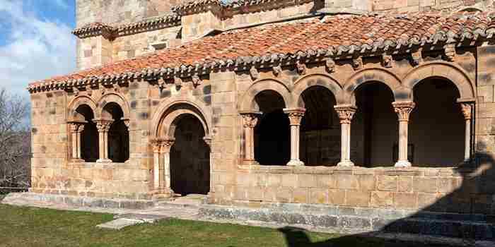Jaramillo de la fuente: el mejor románico serrano