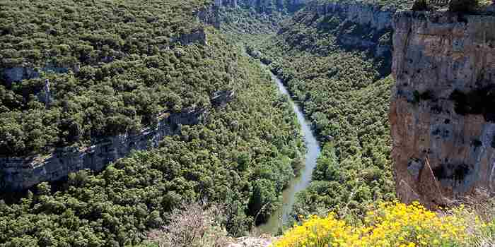 El Cañón del Ebro