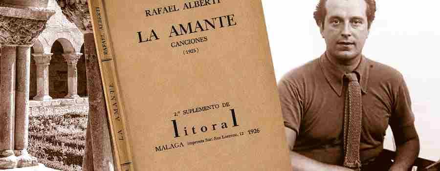 Rafael Alberti y su guía de Burgos en verso