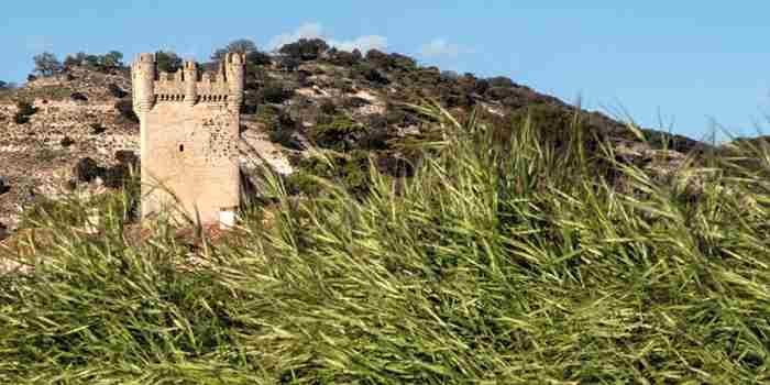 Campo de Muñó, tierra de Castillos