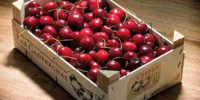 Cerezas de Caderechas, el sabor del verano