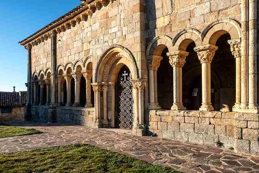 3- Rebolledo de la Torre, la galería más bella de España